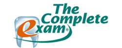 The Complete Exam logo graphic